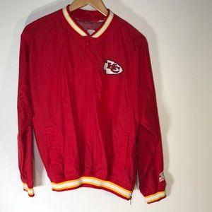 Kansas City Chiefs Starter pullover Super Bowl NFL